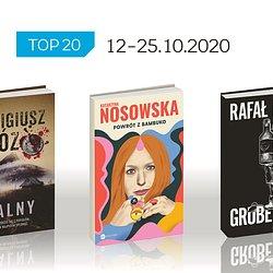 Książkowa lista TOP20 na Empik.com za okres 12-25.10.2020 r..jpg