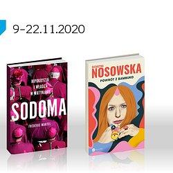 Książkowa lista TOP 20 na Empik.com za okres 9-22.11.2020 r..jpg