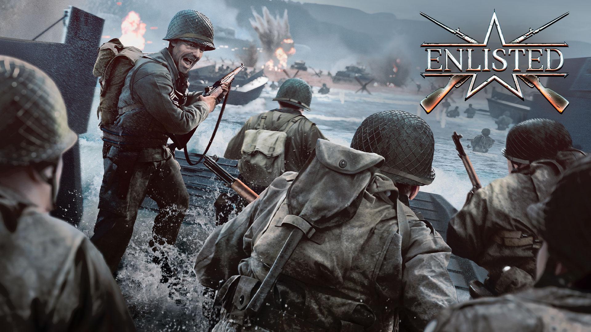 Enlisted - Konkurent Battlefieldu?