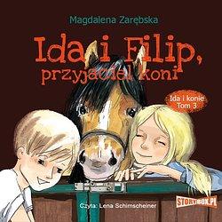 Ida i Filip, przyjaciel koni. Ida i konie. Tom 3 (audiobook mp3) 18,80 zł.jpg