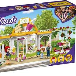 LEGO Friends, klocki Ekologiczna kawiarnia w Heartlake City 94,99 zł.jpg