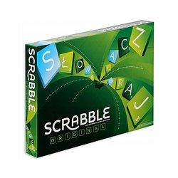 Scrabble, gra logiczna Scrabble Original 99,98 zł.jpg