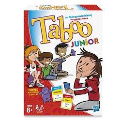 Hasbro, gra rodzinna Taboo Junior 39,90 zł.jpg