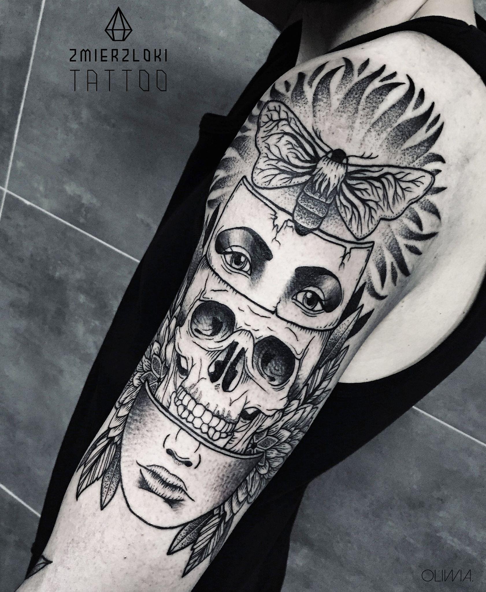 Tatuaż Tatuażowi Nierówny Czyli Trochę O Stylach Tatuowania