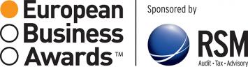 LOGOTYP EUROPEAN BUSINESS AWARDS