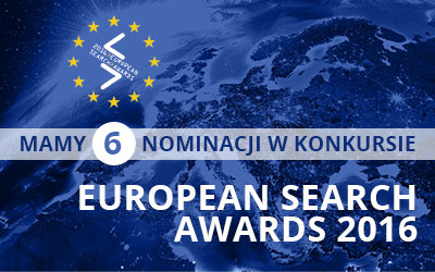 EUROPEAN SEARCH AWARDS 2016
