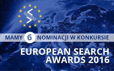 EUROPEAN SEARCH AWARDS 2016