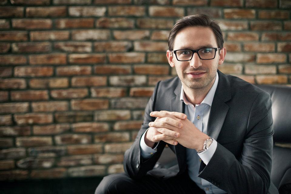 Michał Leszek - twórca marki Kruger&Matz