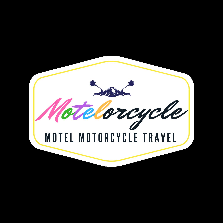 Motelorcycle News Room Lobby logo