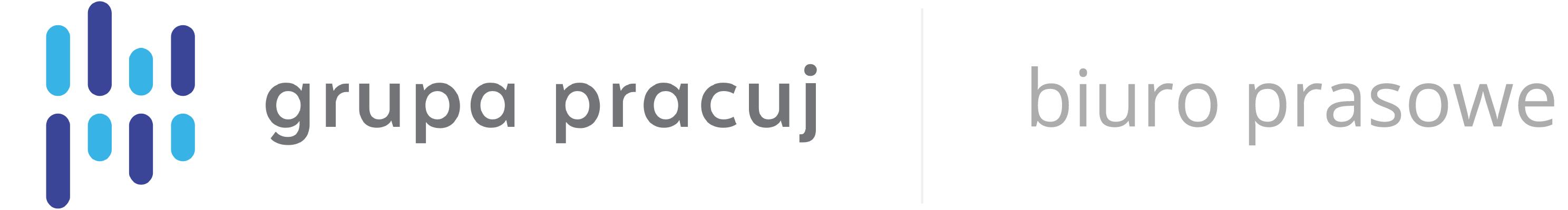 Biuro Prasowe Grupy Pracuj logo