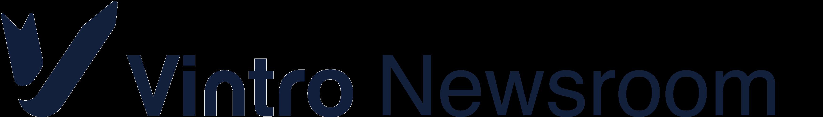 Vintro Newsroom logo