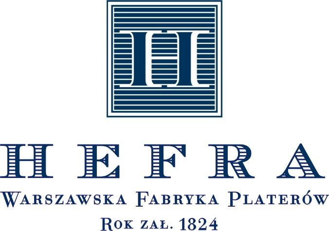 Biuro prasowe HEFRA logo