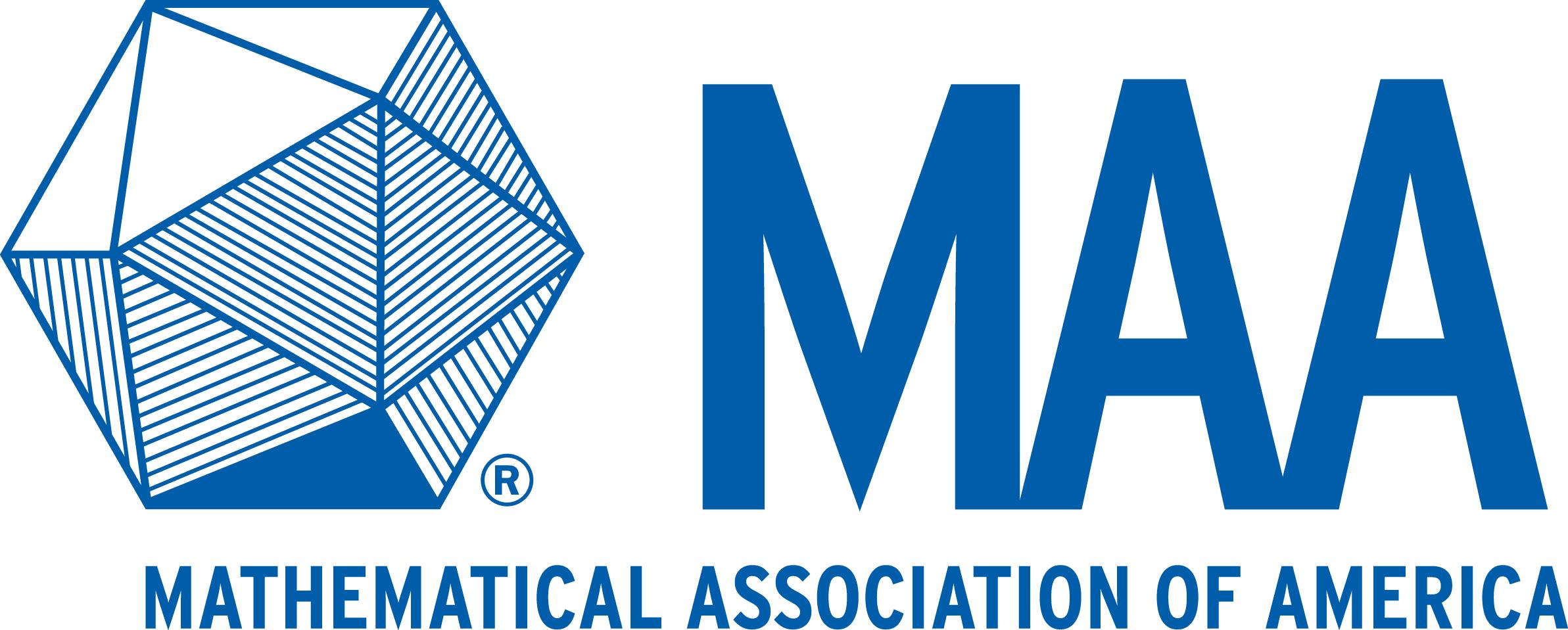 Mathematical Association of America logo