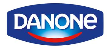 WITAJ W BIURZE PRASOWYM DANONE! logo