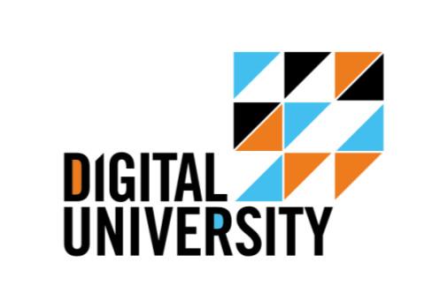 Biuro prasowe Fundacji Digital University logo