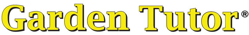 Garden Tutor logo