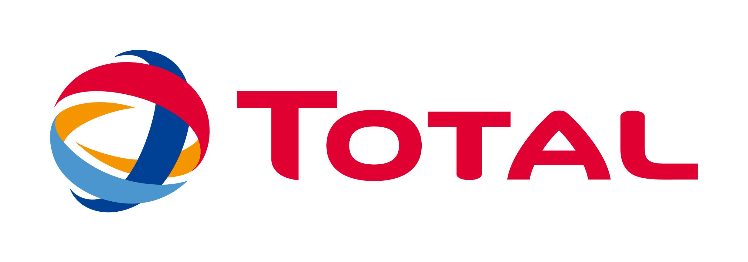 Total stacje paliw logo