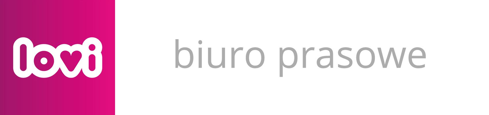 Biuro prasowe Lovi logo