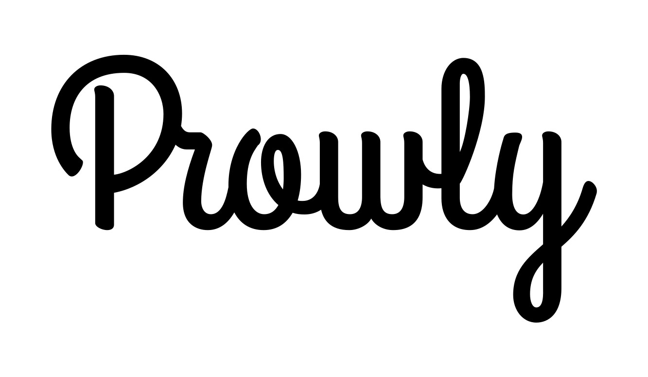 Prowly Brand Journal logo