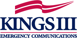 Kings III Emergency Communications Newsroom logo