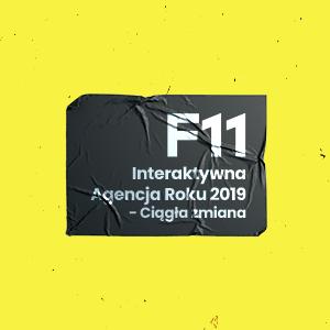 F11 Agency logo
