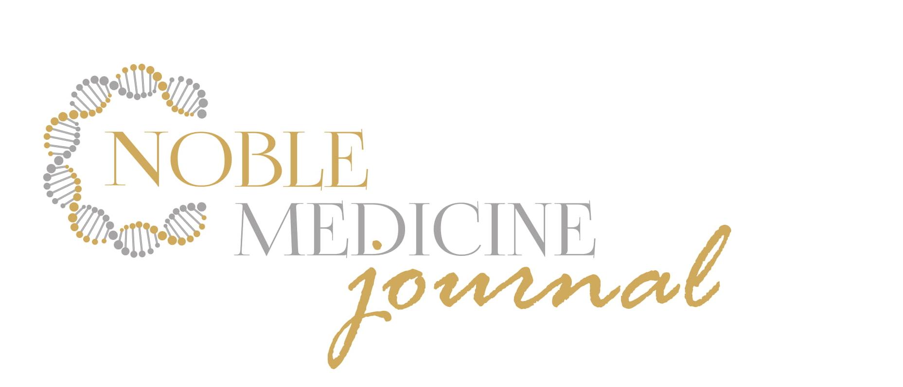 Noble Medicine biuro prasowe logo