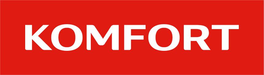 Biuro prasowe KOMFORT logo
