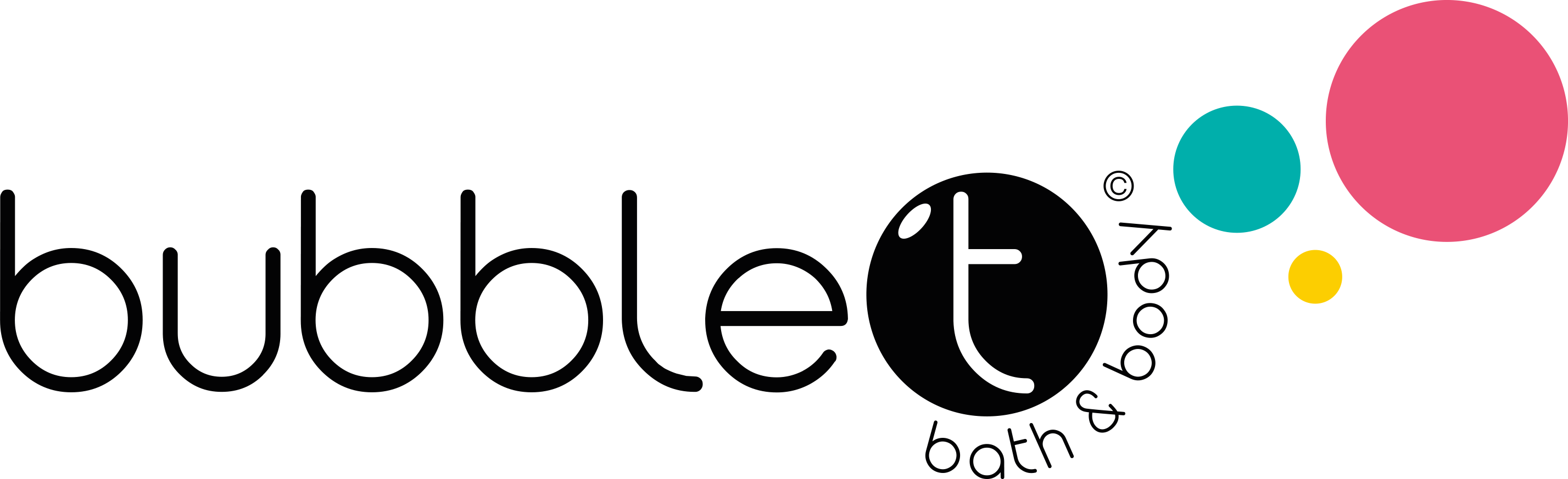 Bubble T Cosmetics logo
