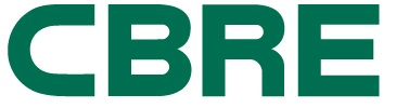 Biuro prasowe CBRE logo