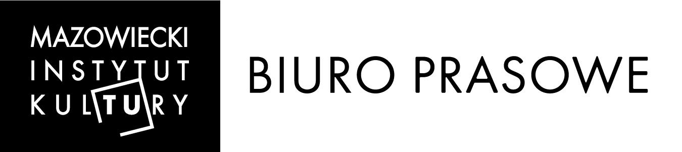 Biuro Prasowe Mazowieckiego Instytutu Kultury logo