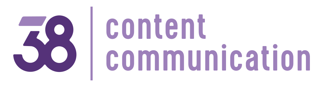 38PR & Content Communication logo