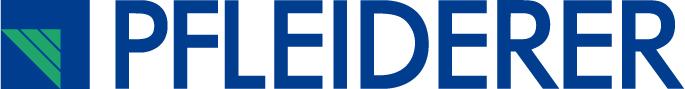 Pfleiderer logo
