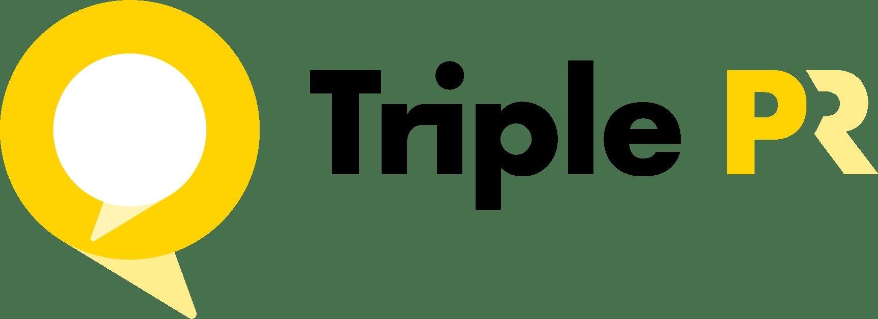Biuro Prasowe agencji Triple PR logo