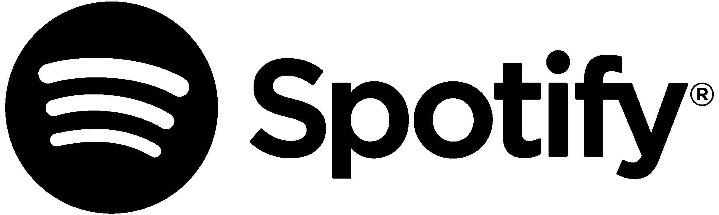 Über Spotify logo