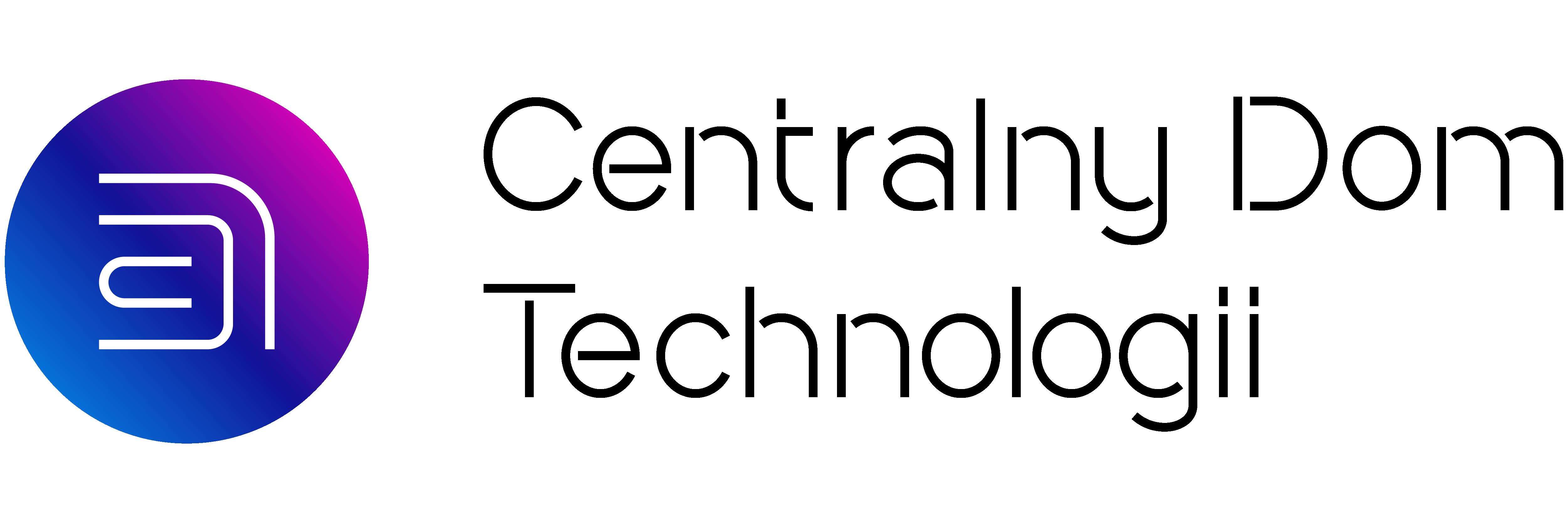 Poznaj Centralny Dom Technologii logo