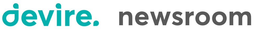 devire newsroom logo