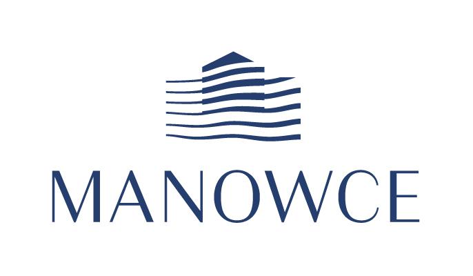 Manowce Palace logo