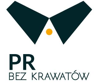 PR bez krawatów logo